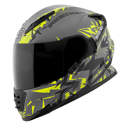 casco speed & strength ss1600 masa crític rostro completo md
