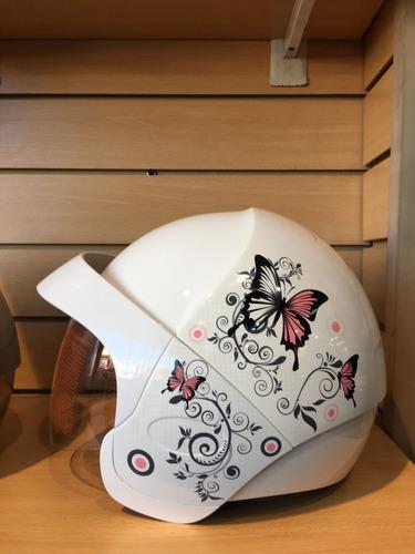casco suomy joo butterfly - tamburrino hnos