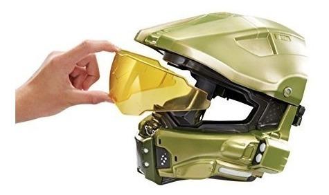 casco táctico halo master chief tactical helmet disfraz