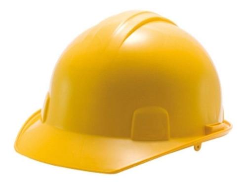 casco tipo cachucha 6 apoyos amarillo weld well  (u.e.:50)