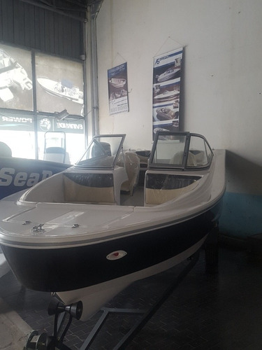 casco tracker 5.20  sin motor 0 hs