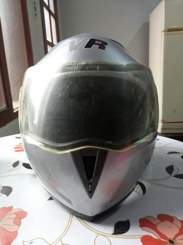 casco ¿ triple forma. seguridad total
