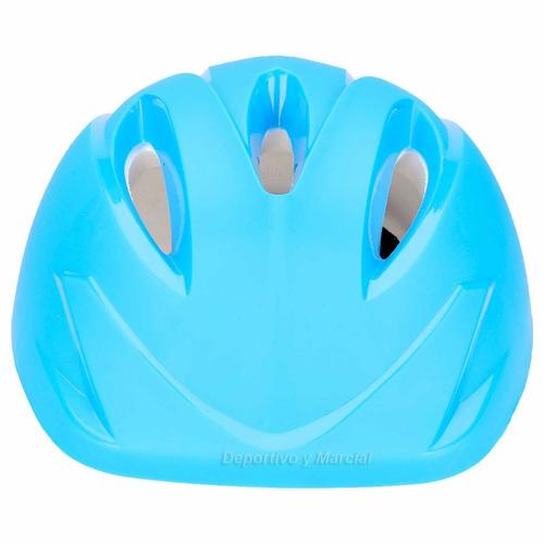 casco tuxs proteccion bicicleta skate rollers patin niños