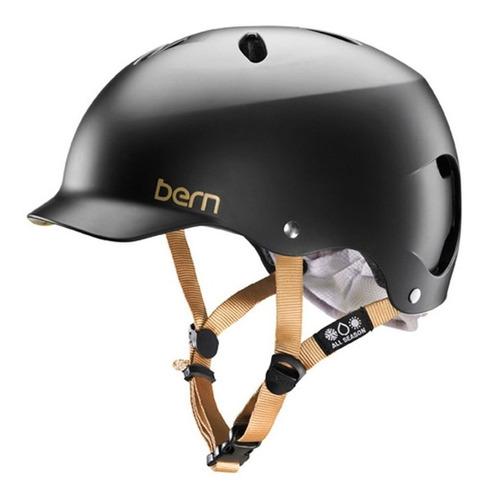 casco urbano bern lenox, bicicleta, skate / urban bikes