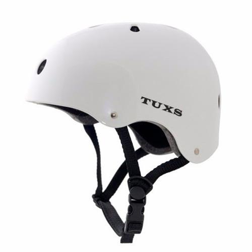 casco urbano tuxs freestyle protección skate bici excelente calidad importado alto impacto reforzado