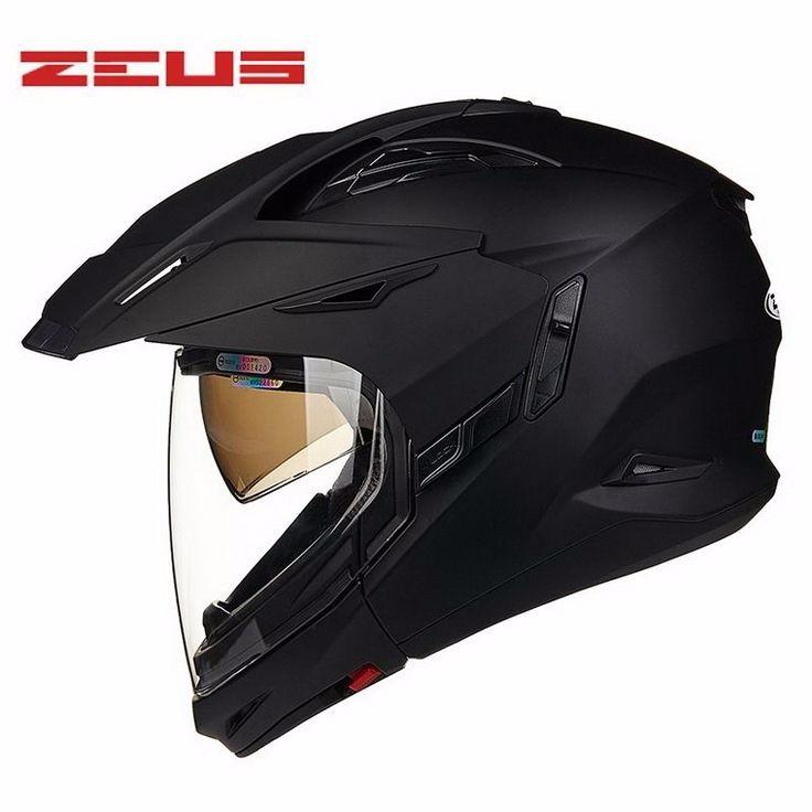 02ae8fcf063f5 Casco Zeus 608 6 En 1 Integral Abierto Cross Motox -   4.950