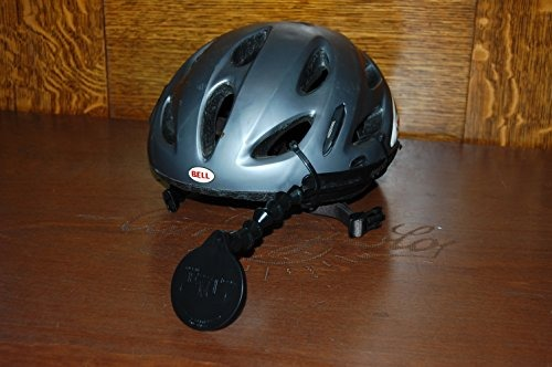 Cascos De Adulto Safe Zone Bicycle Helmet Mirror By Evt 62 780