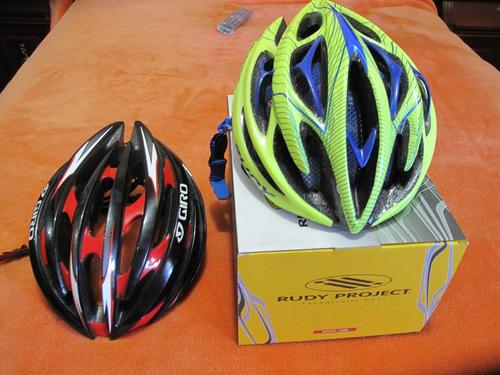cascos de ciclismo