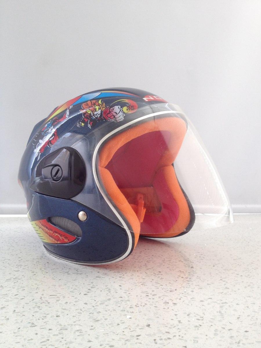 9d4bb29b56adf cascos de moto semi integral para niños. Cargando zoom.