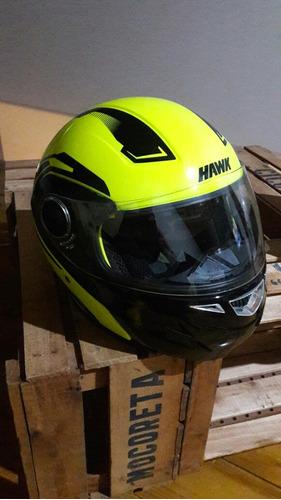 cascos hawk rs5 y alcon h5. por este precio se van los dos