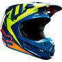 Casco Fox - Modelo V1 - Coleccio 2015