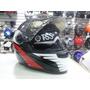 Casco Ls2 Ff32integral Deportivo Con Lentes, Abs Airbag Moto