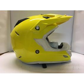 8b636c6faa39a Casco Cross Kappa Kv30 Adventure Matt Yellow Visor Gafas Fas. 8. Capital  Federal · Casco Alltop Cross - Tamburrino Hnos