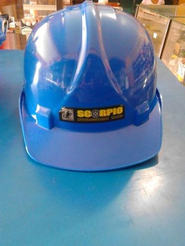 cascos para seguridad industrial