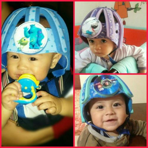 cascos protectores para bebes