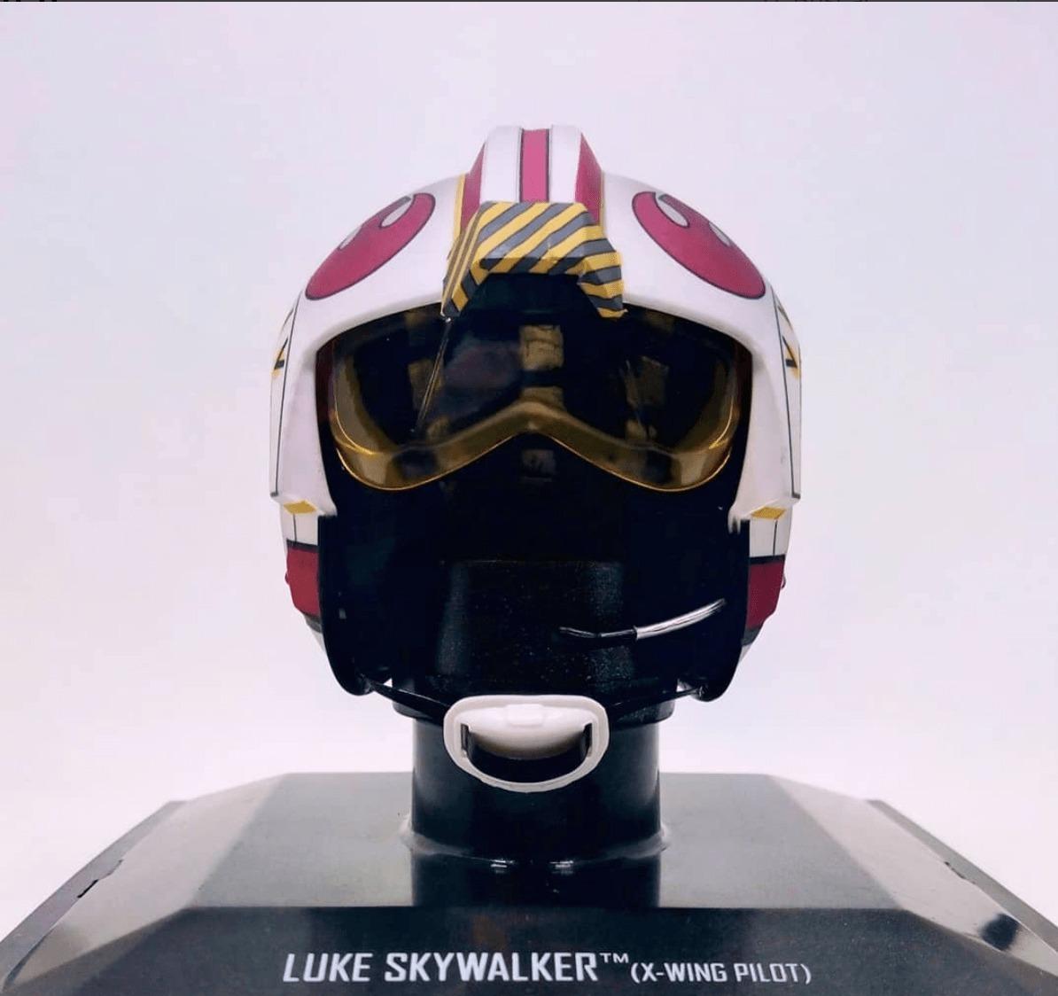 Bust Planeta DeAgostini Star Wars Luke Skywalker