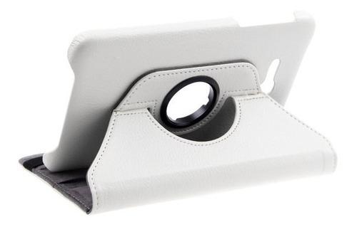 case 360 estuche giratorio galaxy tab e 7.0 + stylus pen