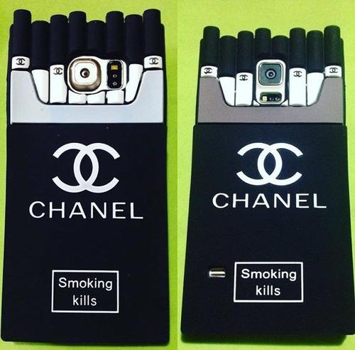 case 3d cigarrillo samsumg j1 ace j3 j5 j7 s5 s6 s7 edge tpu
