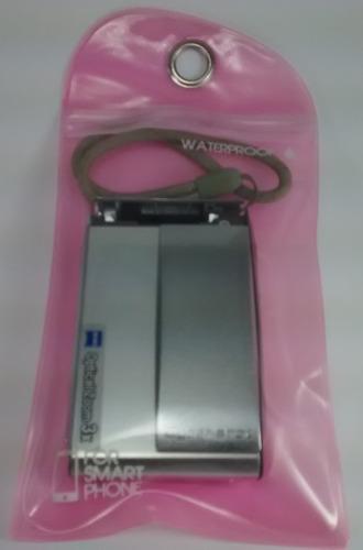 case a prova dágua iphone, celular, cartão de crédito