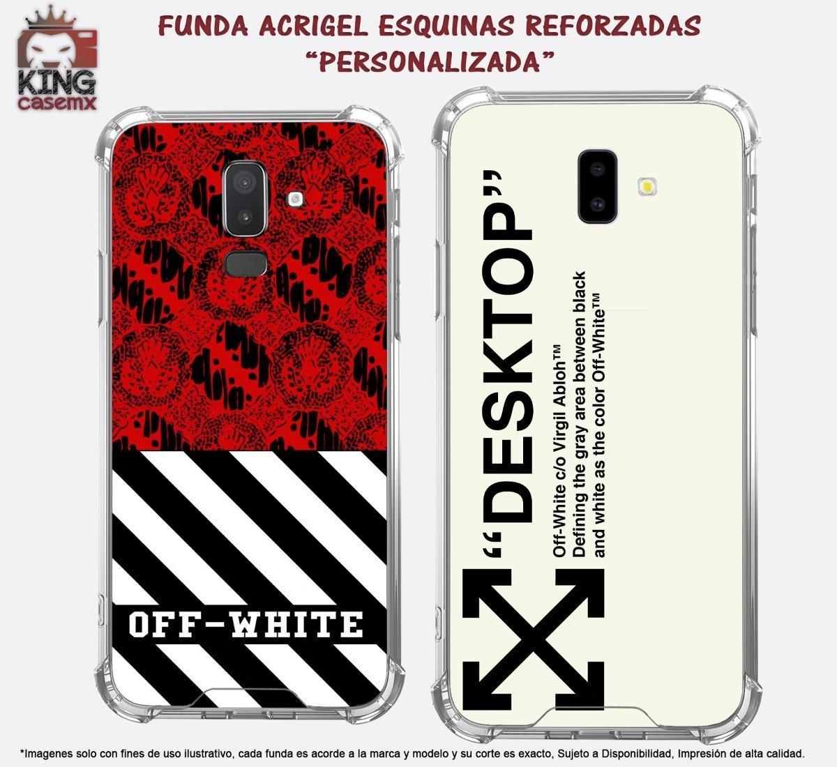 Funda Acrigel Case Rudo Nike Iphone 5 6 7 8 Plus X Xr Xs Max