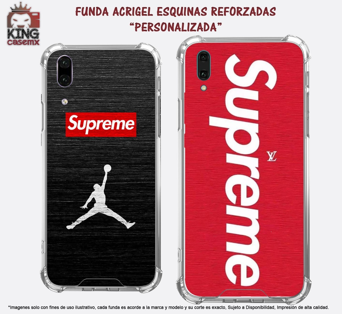 sports shoes f27f4 635a9 Case Acrigel Supreme Huawei Mate 10 Lite P20 Lite Y5 Y7