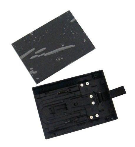 case adaptador para hd xbox 360 slim e super slim slin