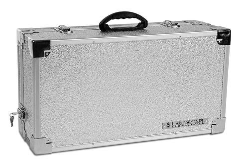 case alumínio landscape ac300 case para pedal 60x30