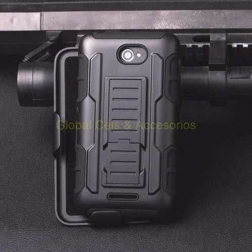 case armor xperia c4 c5 m4 aqua e4 e4g t2 ultra gancho