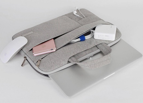case bolsa bestchoi ipad macbook 9.7 10.5 12.9 - universal