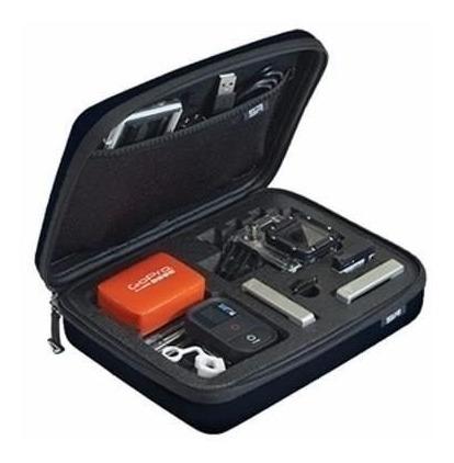 case bolsa gopro hero 5 e 6 acessorios go pro maleta (média)