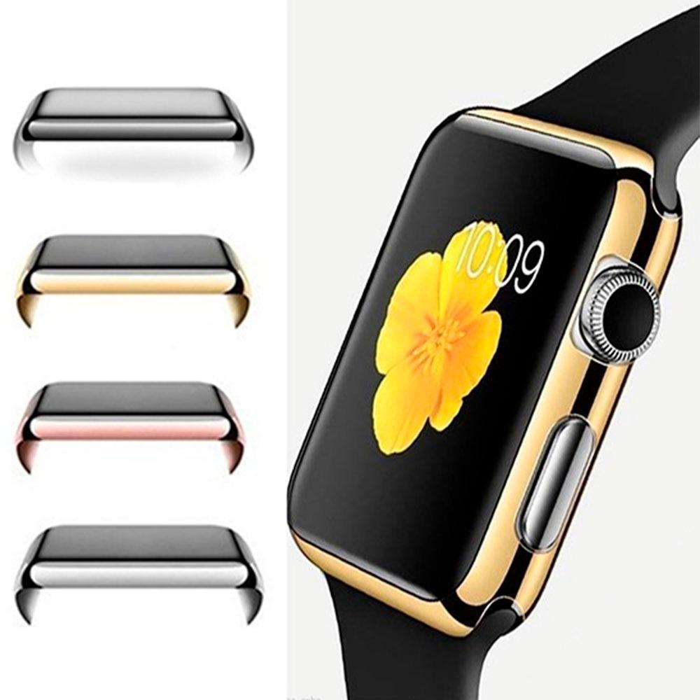 16121290cc0 Case Bumper Iwatch Apple Proteção Total 42mm 38mm Serie1 2 3 - R  39 ...