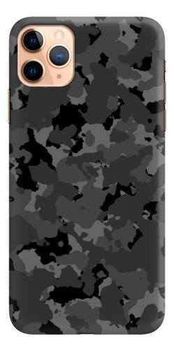 case - camuflado oscuro - carcasas para celular - phonetify
