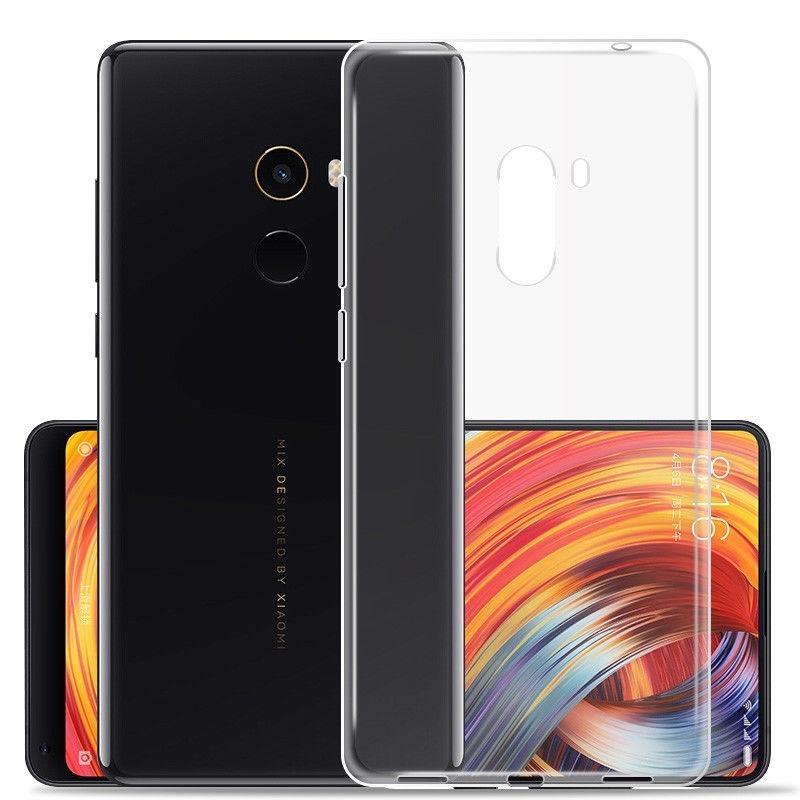 7daefc6f9 Case Capa + 2 Películas Para Xiaomi Mi Mix 2 - R  40