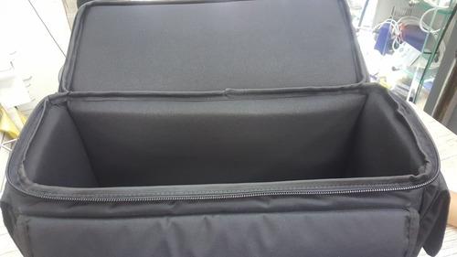case capa bolsa maleta jbl boombox c/ alça de ombro + frete
