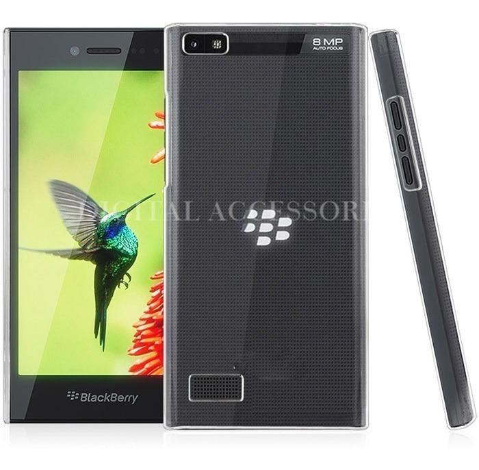 Case Capa Capinha Acrílico   Blackberry Leap Z20