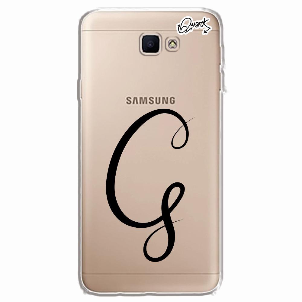 f7f3d322286 Case Capa Capinha Samsung Galaxy J7 Prime - Letra G - R$ 24,99 em Mercado  Livre