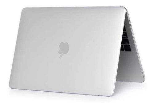 case capa para macbook air 11.6' branca fosca mac apple
