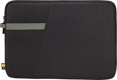 case capa para notebook 14' case logic preta - ibrs114