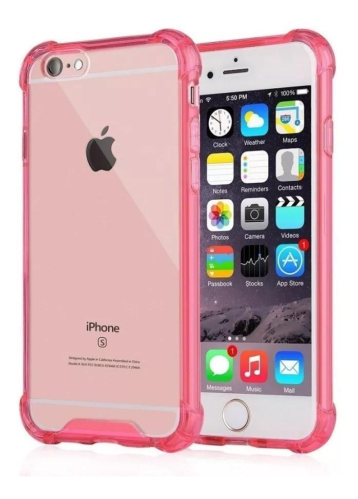 bd8362195af case capinha anti-impacto dupla proteção iphone 5 5s se rosa. Carregando  zoom.
