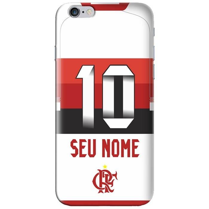 Case Capinha Capa Celular Flamengo Oficial Galaxy Note 4 E 5