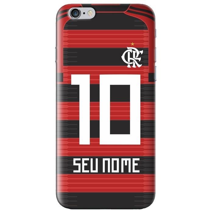7d4ccf2669 Case Capinha Capa Celular Flamengo Oficial Moto G6   G6 Plus - R  49 ...
