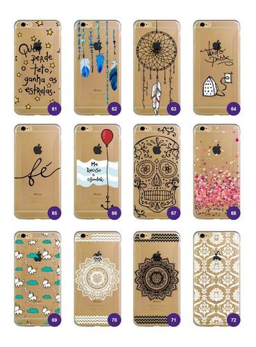 case capinha capa em tpu go case  iphone 4/4s/5/5s/5c/6/6 pl