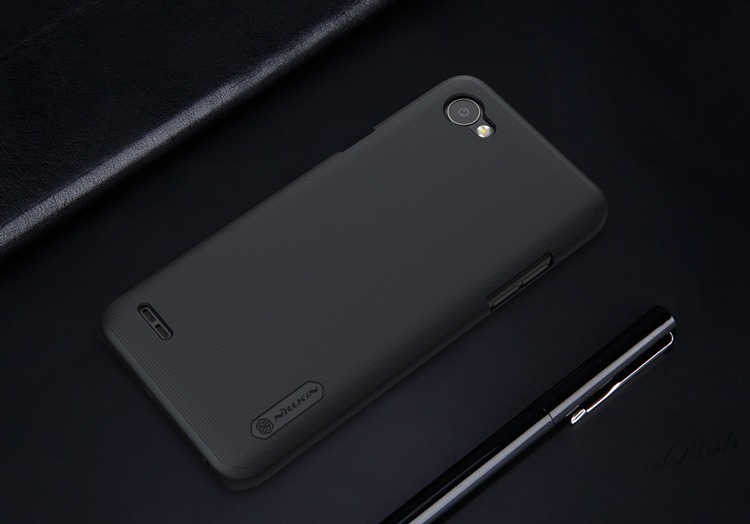 f129eca7d5e Case Capinha Fosca Nillkin 100% Original Celular Lg Q6 M700 - R$ 58 ...