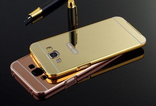 case capinha samsung celular espelhada galaxy a5 2015 a500