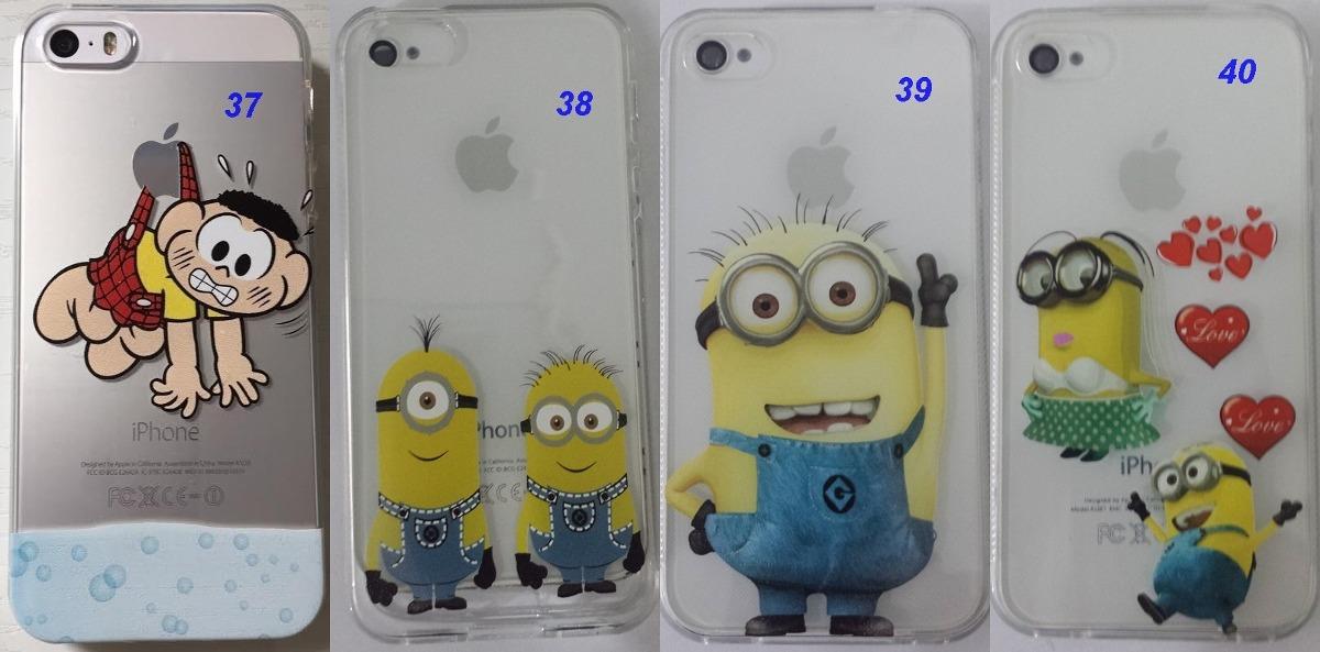 c6393d2671 Case Capinha Silicone Times Iphone 5 5s 6 6plus 7 7plus X - R  14