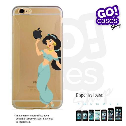 case capinha tpu magali para iphone 4/4s/5/5s/5c/6/6plus