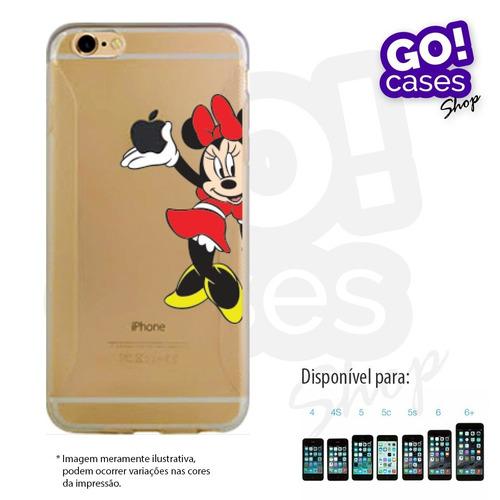 case capinha tpu minions  para iphone 4/4s/5/5s/5c/6/6plus