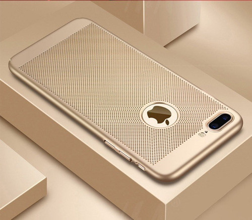 case carcasa disipadora de calor para iphone 7, iphone 8