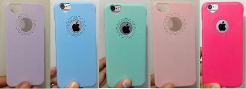 case carcasa funda protector iphone 4/4s 5/5s 6