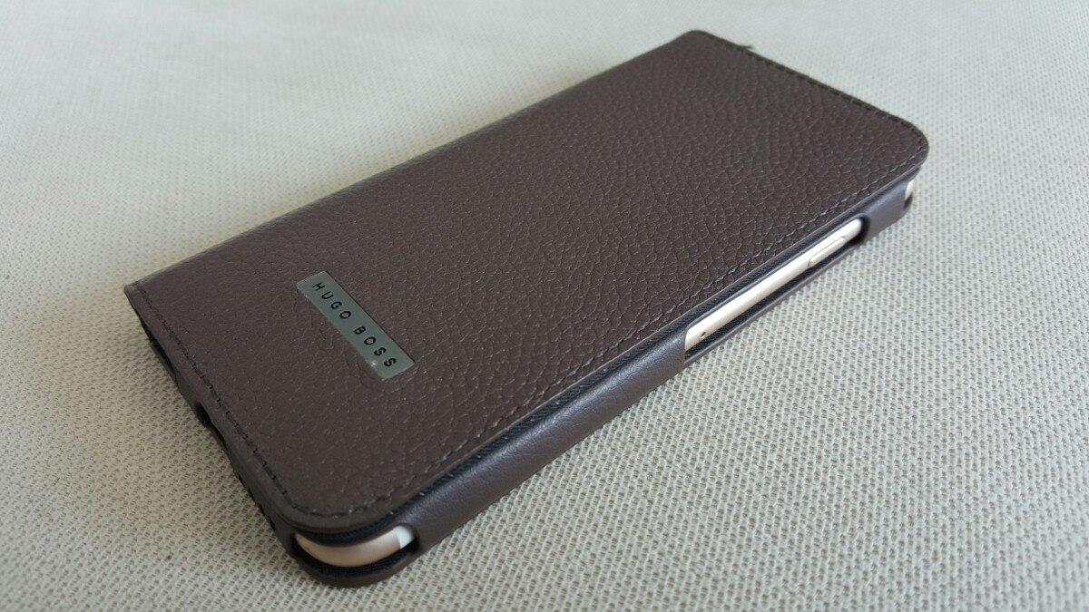 super popular bc4b7 a4b1a Case Carcasa iPhone 6 Plus Hugo Boss Apple Lujo